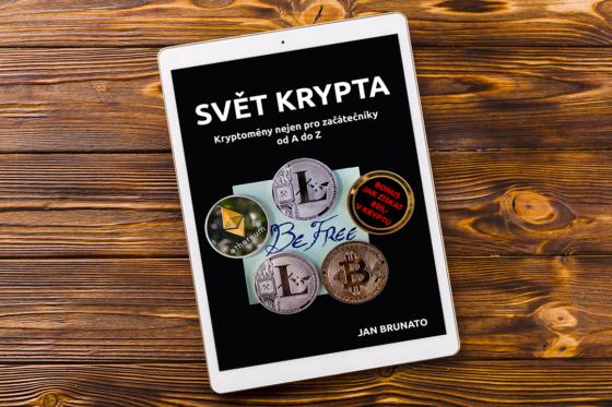Ebook Svět krypta / Kryptoměny